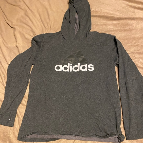 adidas Other - Long sleeve hooded tee